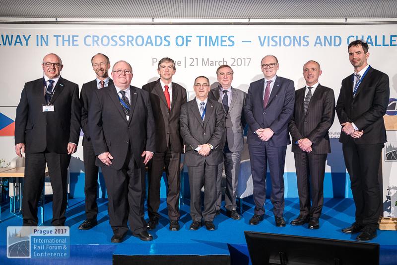 Международный железнодорожный форум